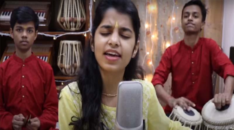 वीडियो: मैथिली ठाकुर ने जीता उत्तराखंडियों का दिल, गढ़वाली मांगल गीत को दी अपनी आवाज