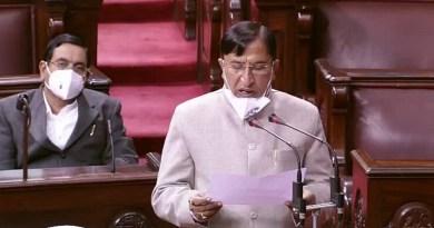 उत्तराखंड से राज्यसभा के लिए निर्वाचित बीजेपी के नेता नरेश बंसल ने राज्यसभा में सदस्यता की शपथ ली।