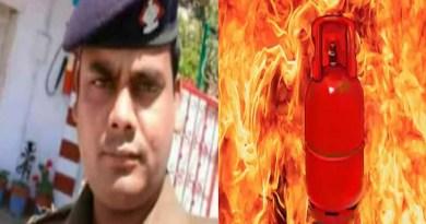 हरिद्वार: मंगलौर सिलेंडर विस्फोट कांड में घायल कॉन्स्टेबल की मौत, पुलिस महकमे में शोक की लहर