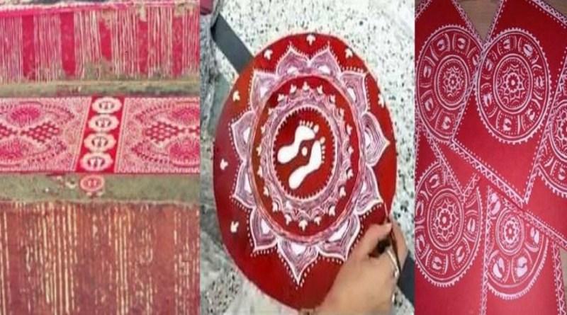 ऐपण कुमाऊं की एक लोक चित्रकला की शैली है जो कि पहचान बन चुकी है कुमाऊं की गौरवशाली परंपरा है की।