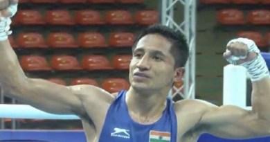 कविंद्र सिंह बिष्ट ने फ्रांस में आयोजित एलेक्सिस वेस्टाइन इंटरनेशनल बाक्सिंग चैंपियनय़शिप में सिलवर मेडल जीता है।