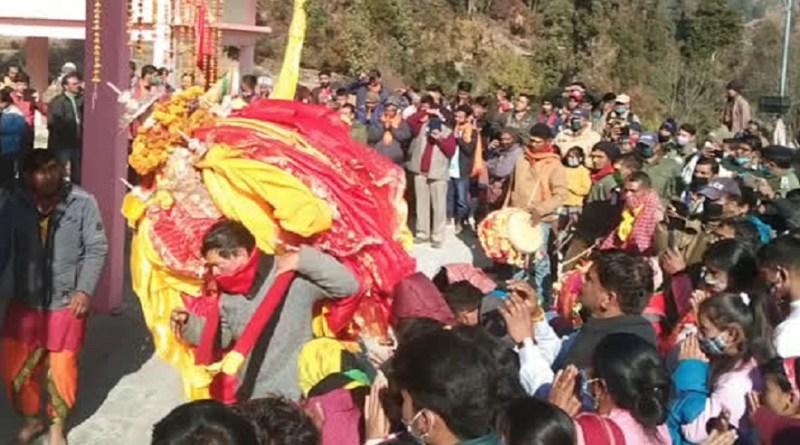 चमोली: दो दिवसीय अनसूया मेला हुआ संपन्न, इन देवी की डोलियों ने नहीं किया मंदिर में प्रवेश, जानें कारण?