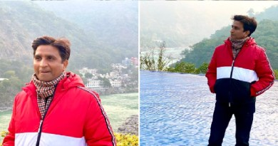कवि कुमार विश्वास का उत्तराखंड टूर! टिहरी झील में बोटिंग का उठाया लुत्फ, पहाड़ों की सुंदरता का लिया आनंद