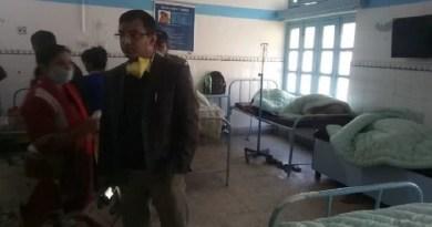उत्तरकाशी के बड़कोट तहसील के क्वाल गांव में शादी समारोह में खाना खाने के बाद 32 से ज्यादा लोग बीमार हो गए।