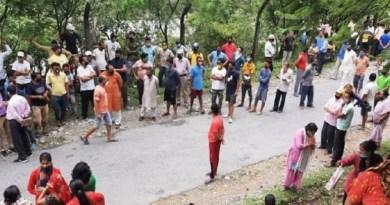 रुद्रप्रयाग: मुआवजा देने की मांग पर अड़े ग्रामीण , दी ये चेतावनी