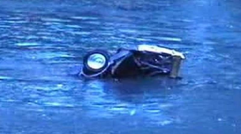 देवभूमि में दर्दनाक हादसा, सड़क से गिरकर नदी में समा गई कार, दो लोगों की डूबने से मौत