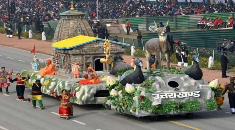 उत्तराखंड की झांकी में हिंदी गीत सुनकर उदास हुए देवभूमि के लोग, गायक कैलाश खेर के एक गाने को इस झांकी के साथ बजाया गया
