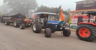 तीनों कृषि कानूनों को लेकर सरकार और किसान नेताओं के बीच कोई बातचीत नहीं बन पाने के बाद किसान गणतंत्र दिवस के मौके पर दिल्ली में ट्रैक्टर रैली निकालने की तैयारी में जुटे हैं।