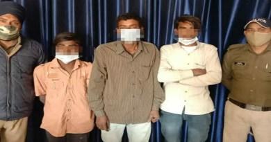 देहरादून की थाना रायपुर पुलिस ने अपहरण किए गए नाबालिग के मामले में खुलासा कर दिया है।