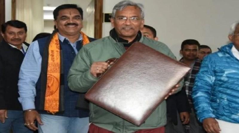 उत्तराखंड विधानसभा में सीएम त्रिवेंद्र सिंह रावत ने आज अपना पांचवा बजट पेश किया। इस चुनावी बजट में सीएम ने हर किसी को खुश करने की पूरी कोशिश की है। 57 हजार से ज्यादा के बजट में सभी को कुछ ना कुछ दिया है। पढ़िए बजट की हाइलाइट्स