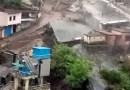 उत्तराखंड: देवप्रयाग में बादल फटने से भारी तबाही, पलक झपकते ही ध्वस्त ITI की बिल्डिंग