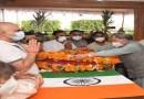 उत्तराखंड: नेता प्रतिपक्षइंदिरा हृदयेशको CM तीरथ सिंह रावत ने दी श्रद्धांजलि