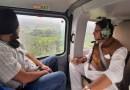 पिथौरागढ़ तबाही: धारचूला के आपदा प्रभावित इलाको का CM पुष्कर सिंह धामी ने किया हवाई निरीक्षण