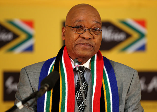 Zuma's Travel Ban