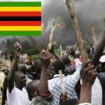 zimbabwe rioters