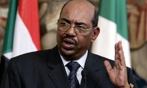 SUDAN PRESIDENT BASHIR
