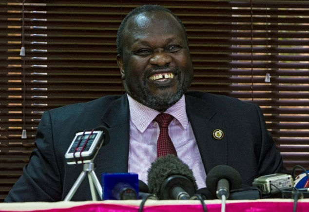 Machar's Return To South Sudan Capital Postponed - News of