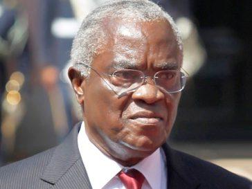 Manuel Pinto da Costa of Sao Tome and Principe