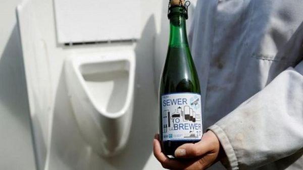 Urine-Beer