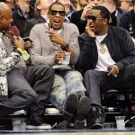 Dr. Dre, Diddy and Jay Z
