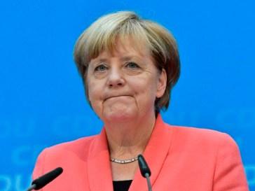 Angela Merkel, Adolf Hitler