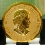 Massive 100-kilogram Gold Coin