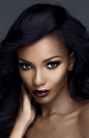 Agbani Darego new pictures