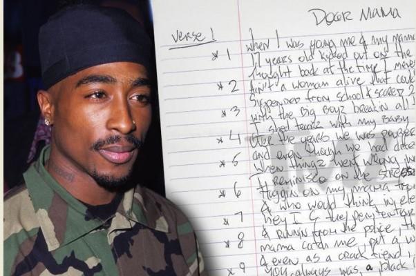 2pac-handwritten-dear-mama-lyrics