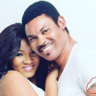 omotola and captain