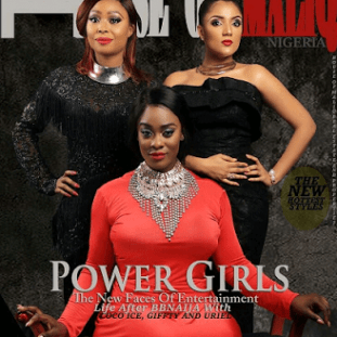 Ex-housemates stun on the cover of House of Maliq
