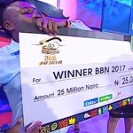 Efe Wins Big Brother Naija 2017 Finale!