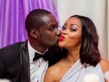 Chris Attoh Opens Up On Alleged 'Marital Crisis' With Wife, Damilola Adegbite