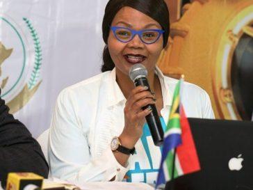 Ms. Matlou Tsotetsi,