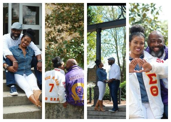 Couple Celebrates 20th Wedding Anniversary At University Campus