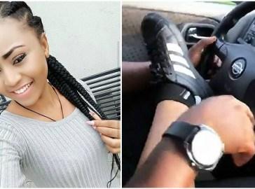 16-year-old Nigerian actress