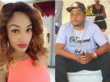 zari hassan and Ivan Semwanga