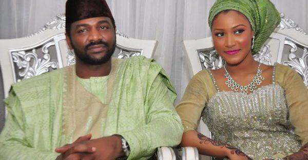 Sani Abacha's Son, Mahmud And Wife Welcome Daughter