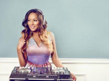 DJ Cuppy, Jada Pinkett Smith