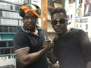 Shatta Wale, Jamaica Media