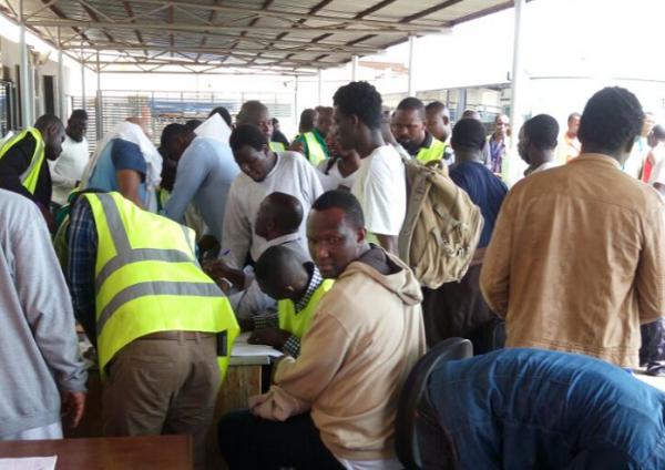 800 Ghanaians Suffer possible deportation at Benin