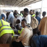 800 Ghanaians Suffer possible deportation at Benin