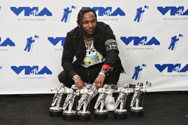 Full List Of Winners At The MTV Video Music Awards