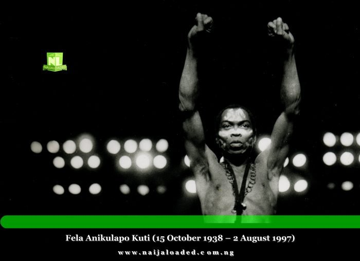 August 1997: Remembering Nigerian Afrobeat ICON Fela Anikulapo Kuti