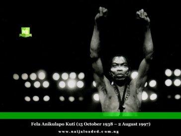 August 1997: Remembering Nigerian Afrobeat ICON Fela Anikulapo Kuti