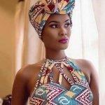 Tanzanian Model ,Hamisa Mobetto