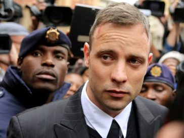 Former Paralympian Oscar Pistorius Rushed To Hospital With 'Chest Pains'