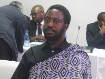 Zambian UPP president Saviour Chishimba Arrested on Live TV