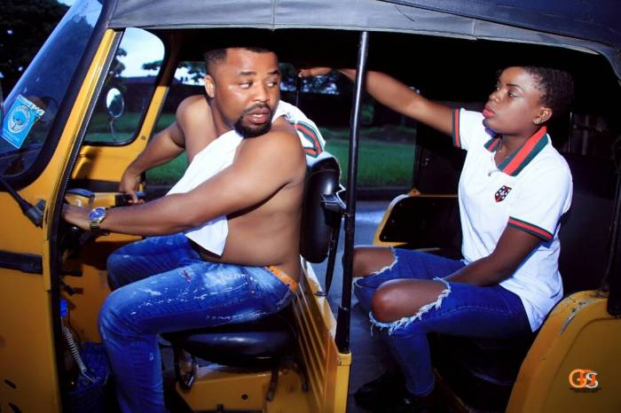 This Nollywood Actor's Pre-wedding Photos Will Make You Hold Your Sides