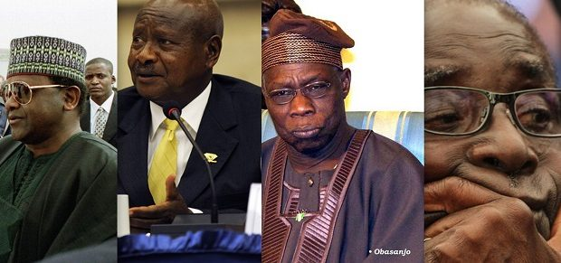 How Mugabe And Museveni Saved Obasanjo's Life - Former Commonwealth SG, Anyaoku, Reveals The Last Things Late Gen. Abacha Told Him On Phone