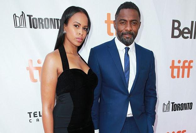 Idris Elba And New Somalian Girlfriend Make Red Carpet Debut [Photos, Video]